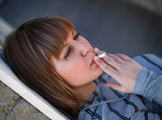 an analysis of teenage smoking issue in america Anti-tobacco programs for youth it quickly traps the teenager and they cant go back smoking is on the decline cigarette smoking became a widespread habit firmly.