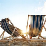 Should you quit while on vacation?