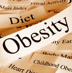 obesity poster image