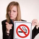 Stop Smoking Sign Image