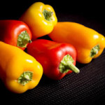 Colorful Peppers Image
