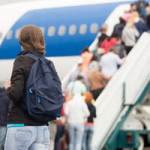 Boarding Plane Image