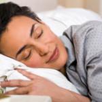 Woman Sleeping Image