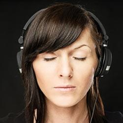 Listening to Audio Image